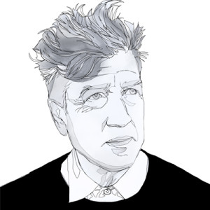 Jeff Dillon, David Lynch, film director, movie director, illustration, commercial illustration, illustrator, commercial illustrator, hollywood, cinema, film, movies, directory of illustration