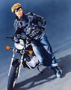 Vincent Wakeley, The Wild One, 1953, Marlon Brando, painting, illustration, commercial illustration, illustrator, commercial illustrator, hollywood, cinema, film, movies, directory of illustration