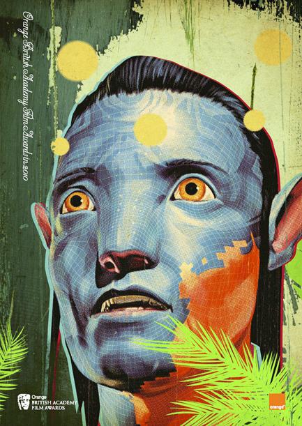 Tavis Coburn, BAFTA, Avatar, Illustration, Directory of Illustration, Fantasy, Game, Movie, Art, Design