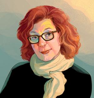 Illustrator Maira Kalman