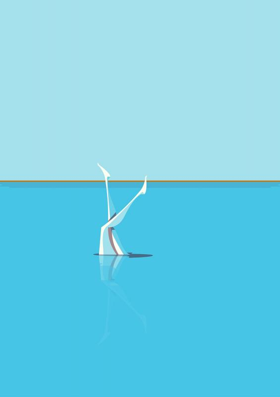 Marcus Marritt's Skinny Dipping