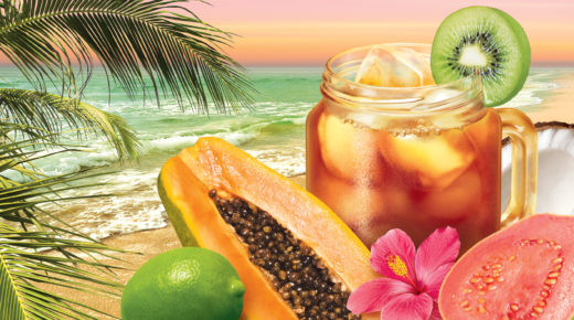 The Rosenbaums: Tropical Drink
