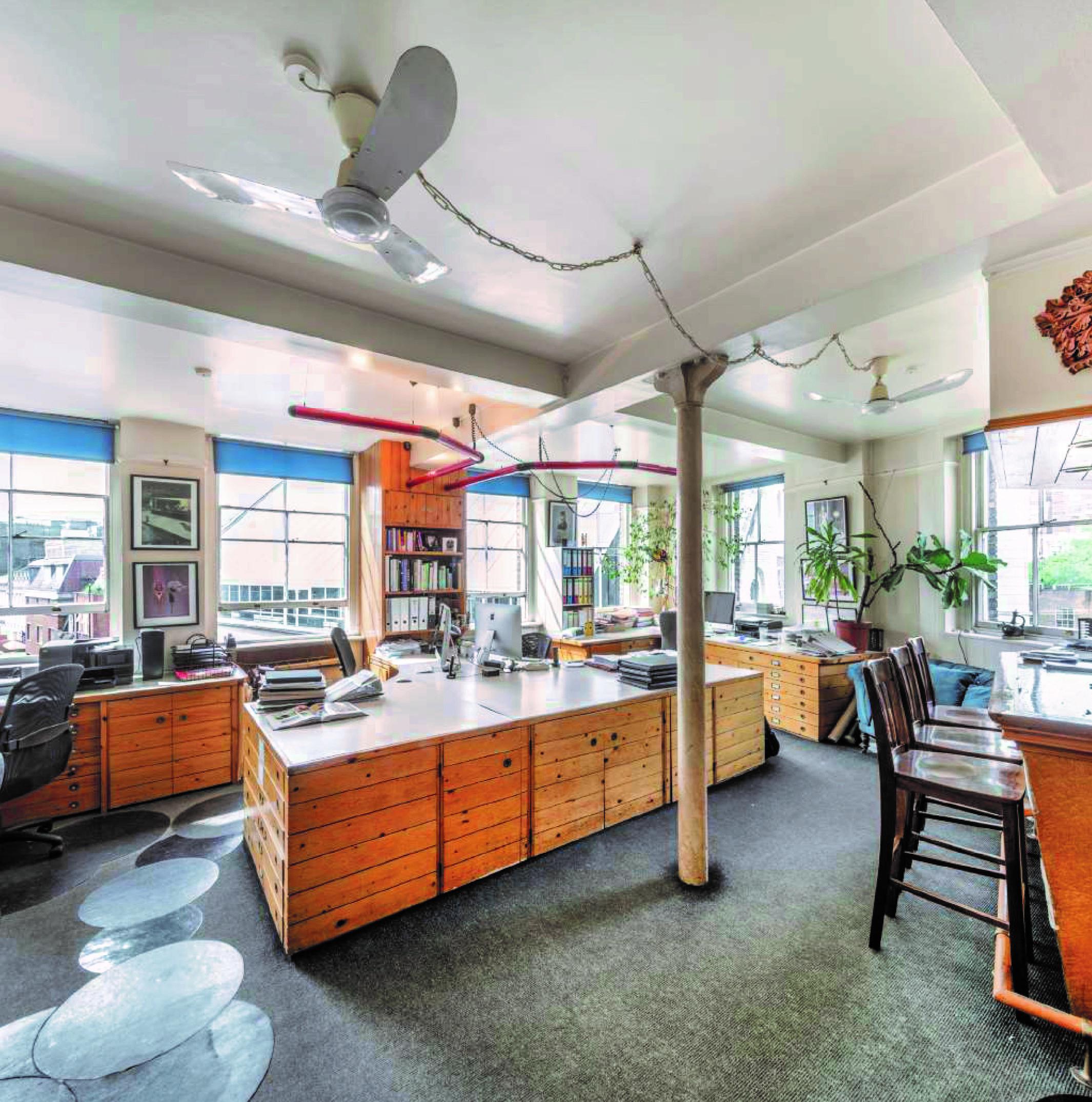 The Folio studio office