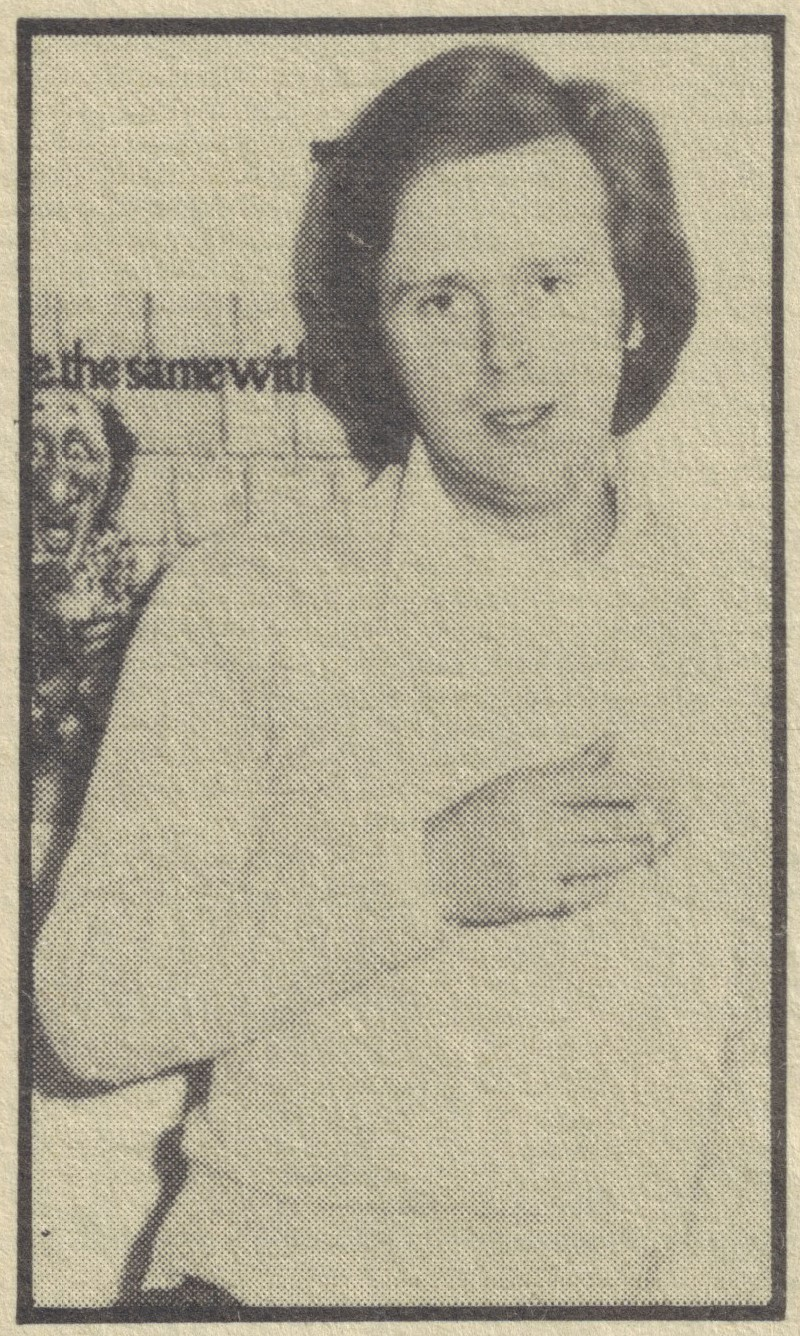 Nick in an AOI newsletter from '77