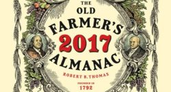 Steven Noble for 2017 Old Farmer's Almanac