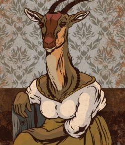 Ma'am Gazelle