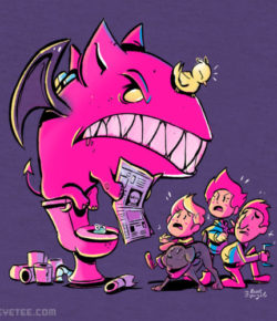 kevinfagaragan:  New Mother 3 Tee at TheYetee.com for 24 hrs…