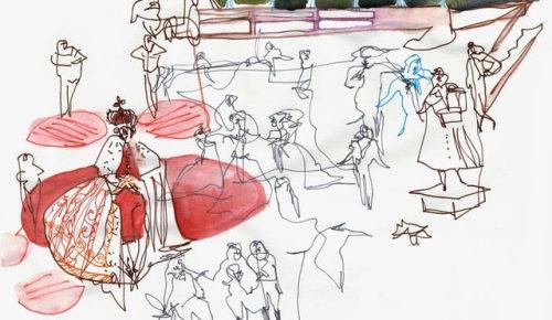 Live drawing Hamilton #livedrawing #hamilton #hamiltonmusical…