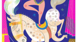 TEAM for Illustration Friday