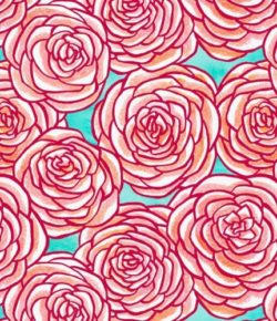 Peonies!! #printdesign #printsource #textiles #fabric…