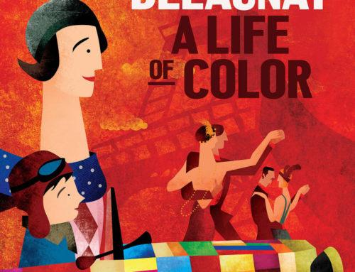 Fatinha Ramos' Sonia Delaunay: A Life of Color