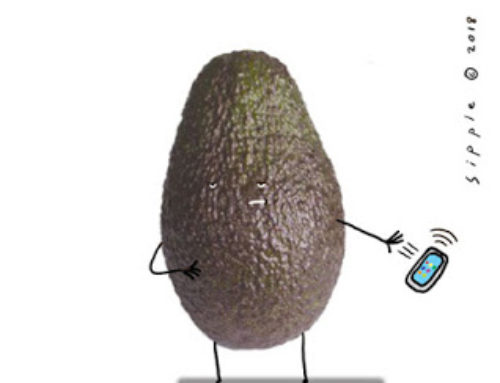 When an Avocado won't answer your calls it is…