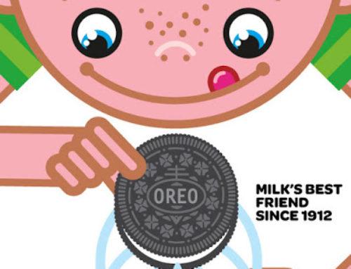 Oreo Cookies Spec Ad
