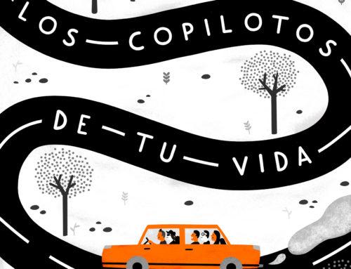 Natalia Zaratiegui for 'Los CoPilotos De Tu Vida'Campaign
