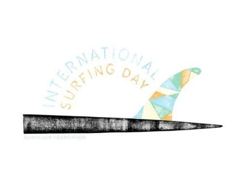 Art for #internationalsurfingday that I created for @surfrider…