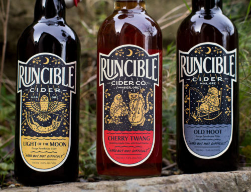 Nathan Yoder for Runcible Cider