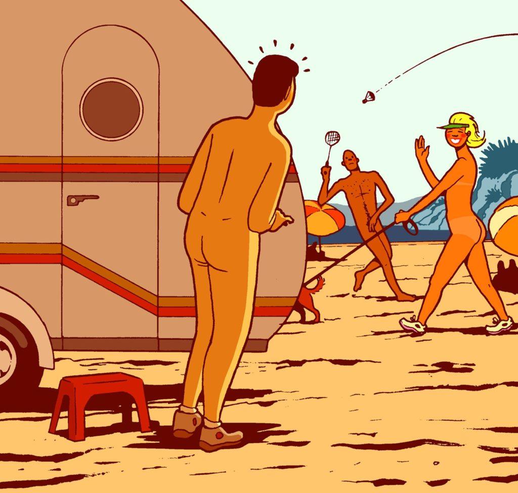 fresson nude beach