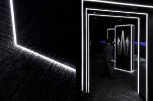 lasergun factory mikimoto exhibition