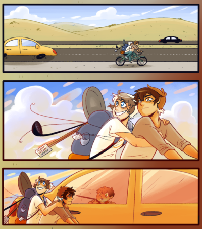 caroline riley webcomic