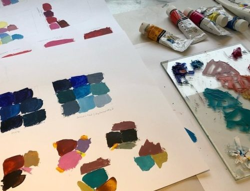 Colour 2 with Juliet and @colourtutor was so worth it yesterday….
