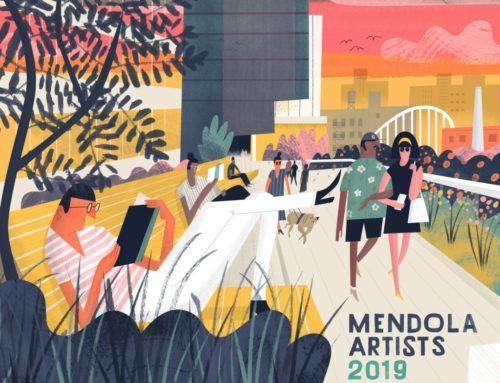 Mendola Artists Releases 2019 Calendar