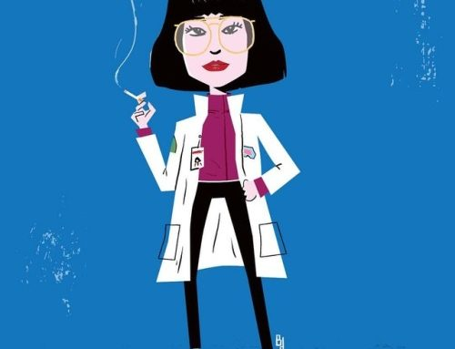 Dr. Azumi Fujita. Print available at Arthaus, go to the website…
