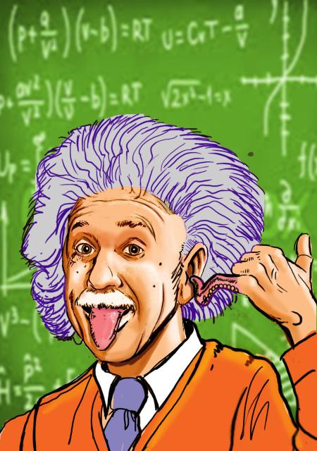 Einstein Squidd