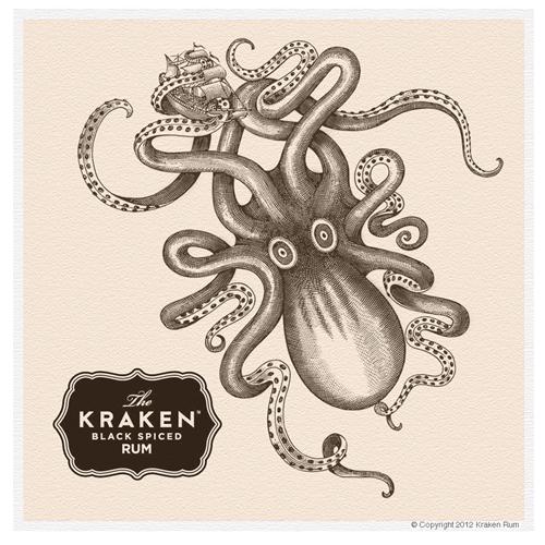 Kraken Rum Animations