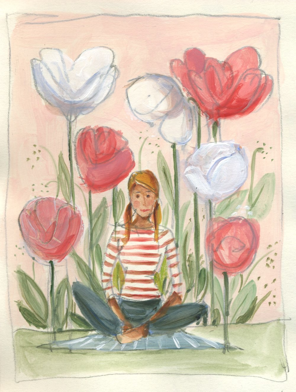 Yoga:Meditate Pink Morning.jpeg