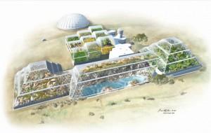 Sayo Studios: Growing Life In A Biosphere