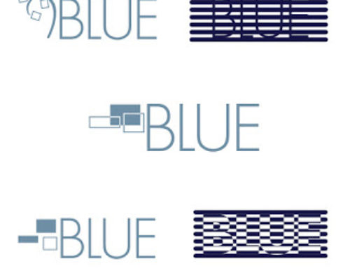 The Final 5 Plus 1 of my 100 Blue Logos