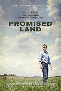 Promised Land - Matt Damon Fracking Film
