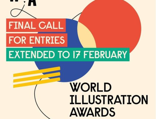 Deadline to Enter World Illustration Awards 2019 is February 17th!