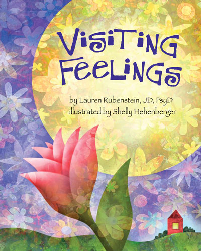 Shelly Hehenberger Visiting Feelings Cover