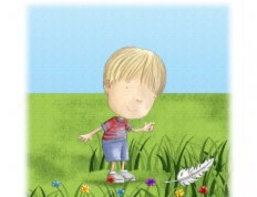 William Finds 'The Feather' now on sale at Waterstones and on Amazon