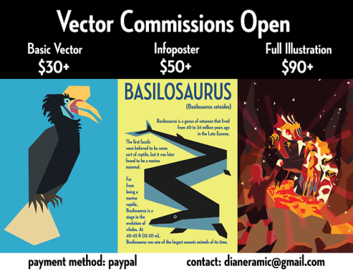 A fresh new commission sheet for a fresh new year! Feel free to…