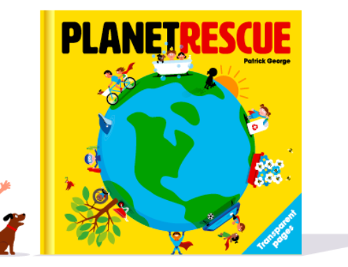 Patrick George Launches Planet Rescue Kickstarter Campaign