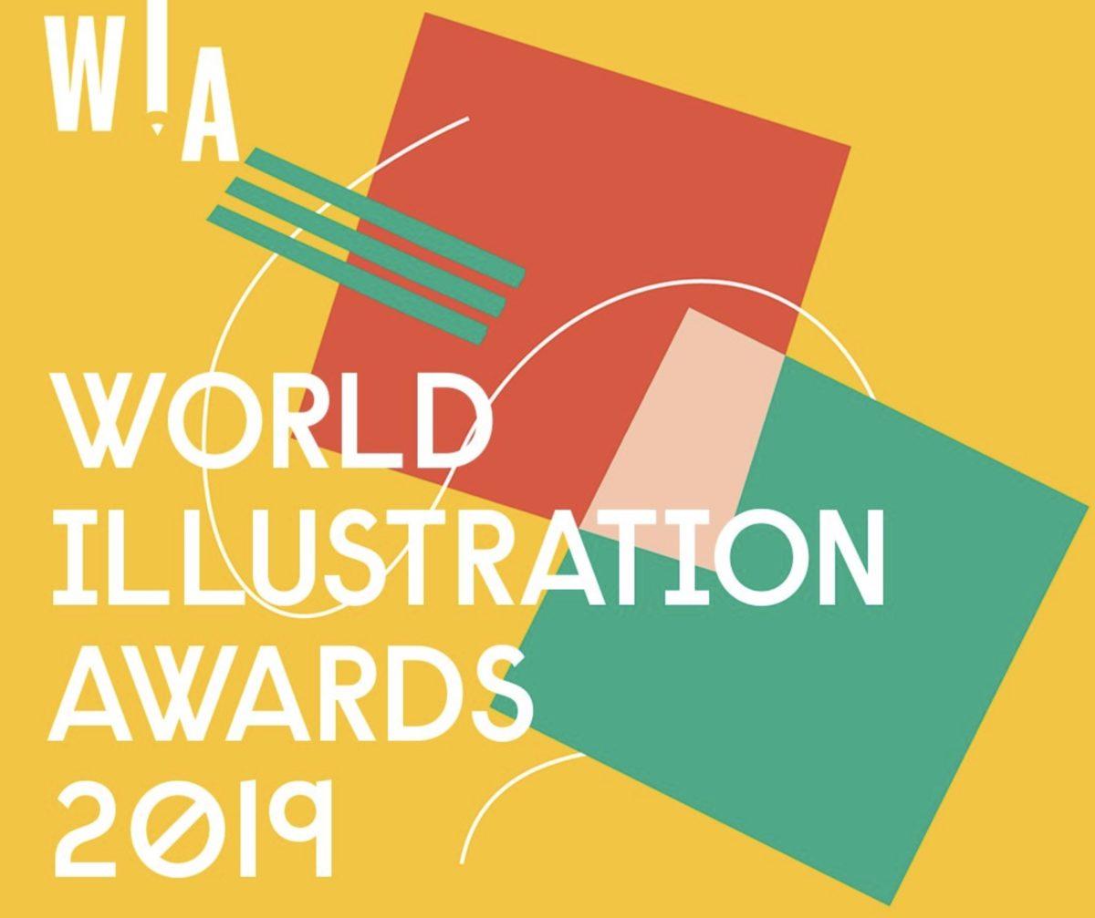 World Illustration Awards 2019 Exhibition