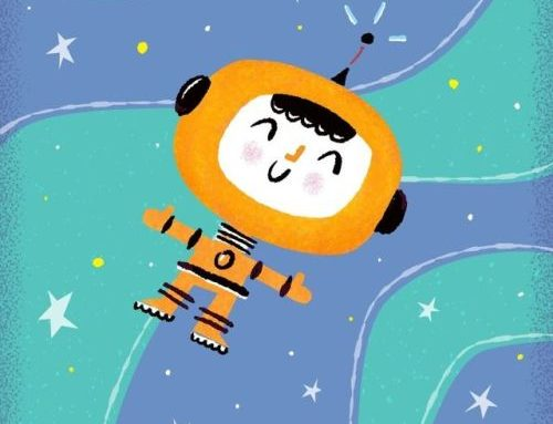Naughty astronaut . . . . #illustration #ilustracion #ilustracao…