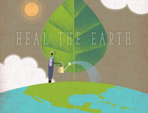 Top 10 Earth Day Illustrations