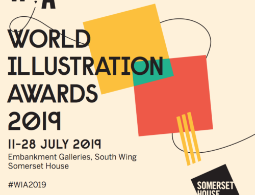 World Illustration Awards 2019 Exhibition at Somerset House