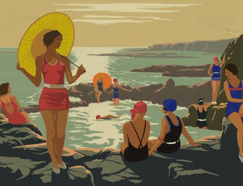 Hello Summer! Top 15 Summertime Illustrations