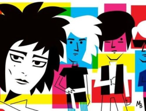 Siouxsie Sioux, Budgie, John McGeoch, Severin: Siouxsie &…
