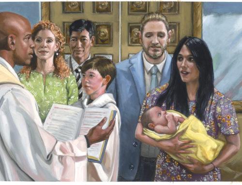 """""""When You Were Baptized"""": Nathan Röhlander"""