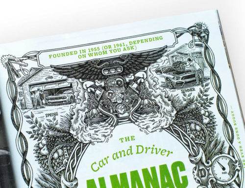 DRIVER'S ALMANAC: Yondr Studio