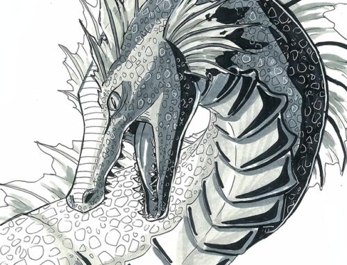 Dragontober Day 14