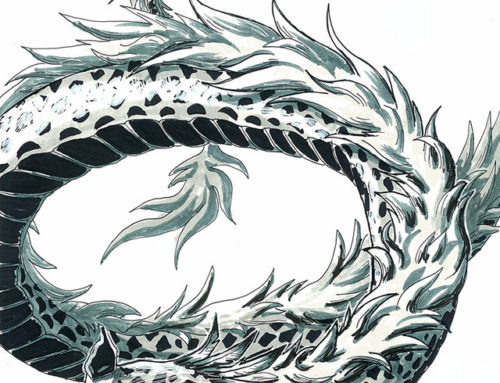 Dragontober Day 15