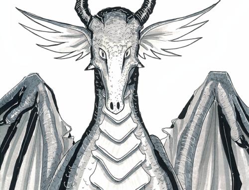 Dragontober Day 17