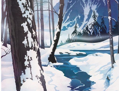 Winter Wonderland: 6 Icy Illustrations