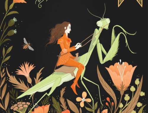 New! Directory of Illustration No. 36 Print Edition :: Cover Art by Lisa Perrin